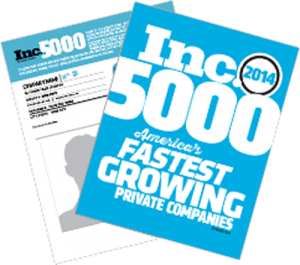 Inc. 5000 Fastest-Growing
