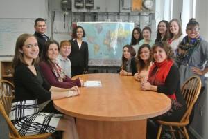 LP Erie International Staff