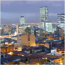 colombia logistics