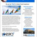 Global Trade Compliance Flyer