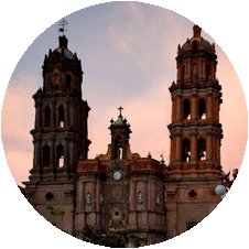 San Luis Potosi logistics