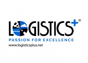 Logistics Plus Logo Slogan URL