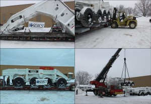 Rogers Equipment Project