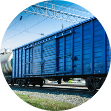 Rail and Intermodal Freight Services - Logistics Plus