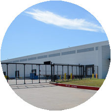 Dallas, TX Warehouse and Foreign Trade Zone (FTZ)