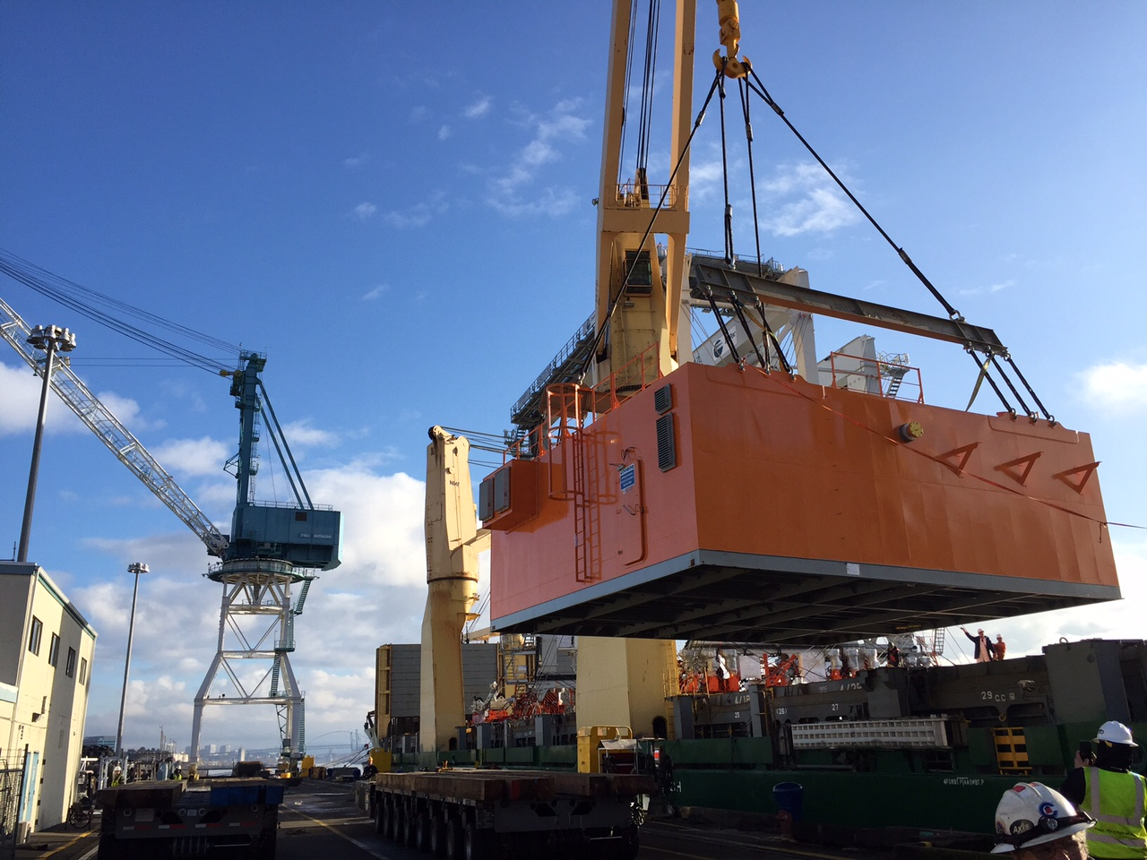 Recent Projects From The Logistics Plus Project Cargo Team