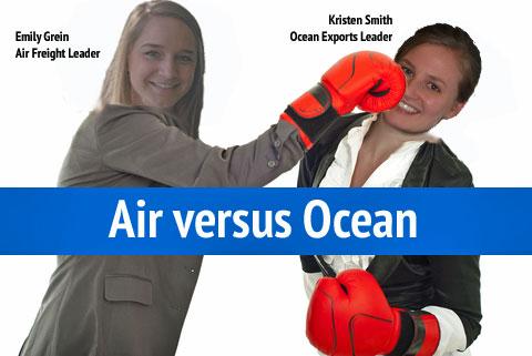 Air-versus-Ocean