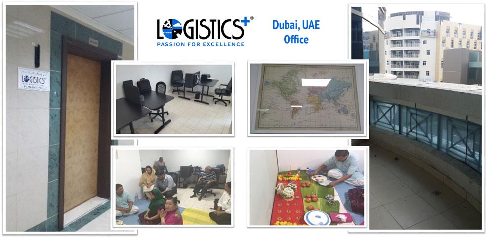 Logistics Plus Opens New Office in Dubai, UAE