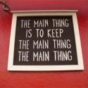 Main-Thing