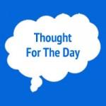 ThoughtForTheDay