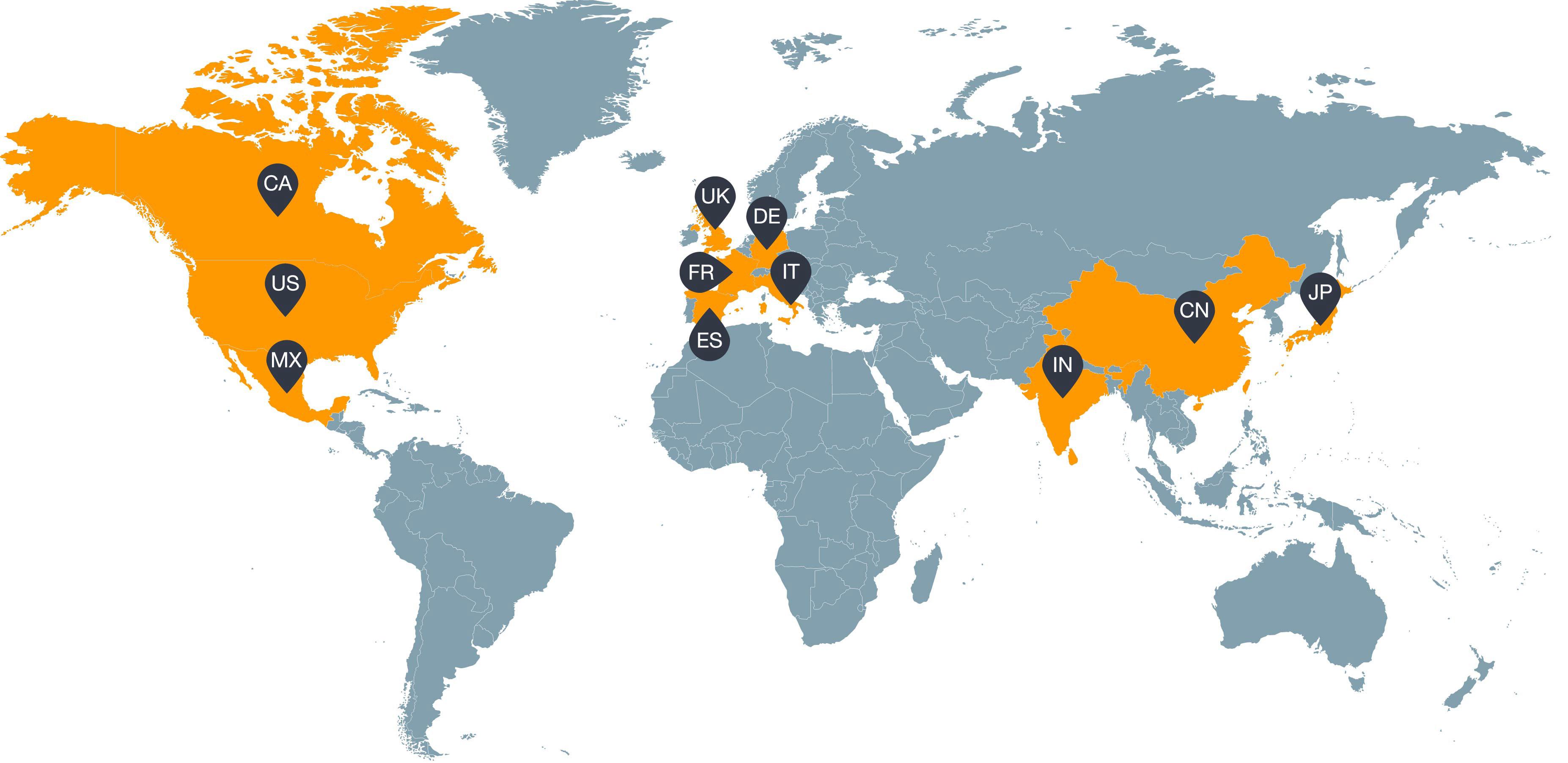 Amazon-Marketplaces-Map