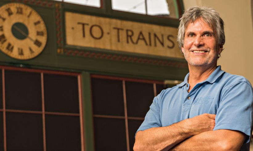 Jim Berlin Founder & CEO Logistics Plus