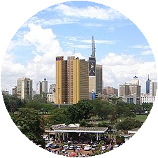 Nairobi, Kenya | Freight Forwarding, Cargo - Logistics Plus