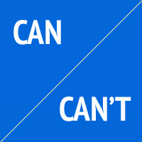 can-cant