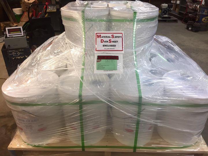 Seneca Mineral Shipment