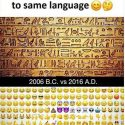 400 Years Same Language