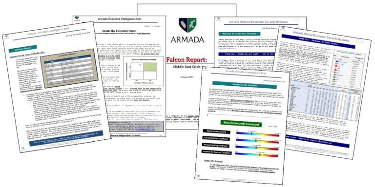 Armada Black Owl Report Samples