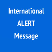 International-Alert-Message