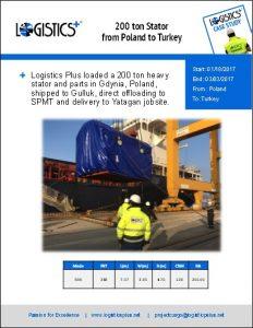 2017-03 LP 200 ton Stator