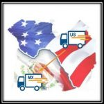 Shipping between the U.S and Mexico