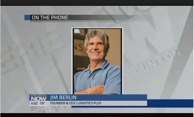 Logistics Plus Plans to Expand - Erie News Now Coverage