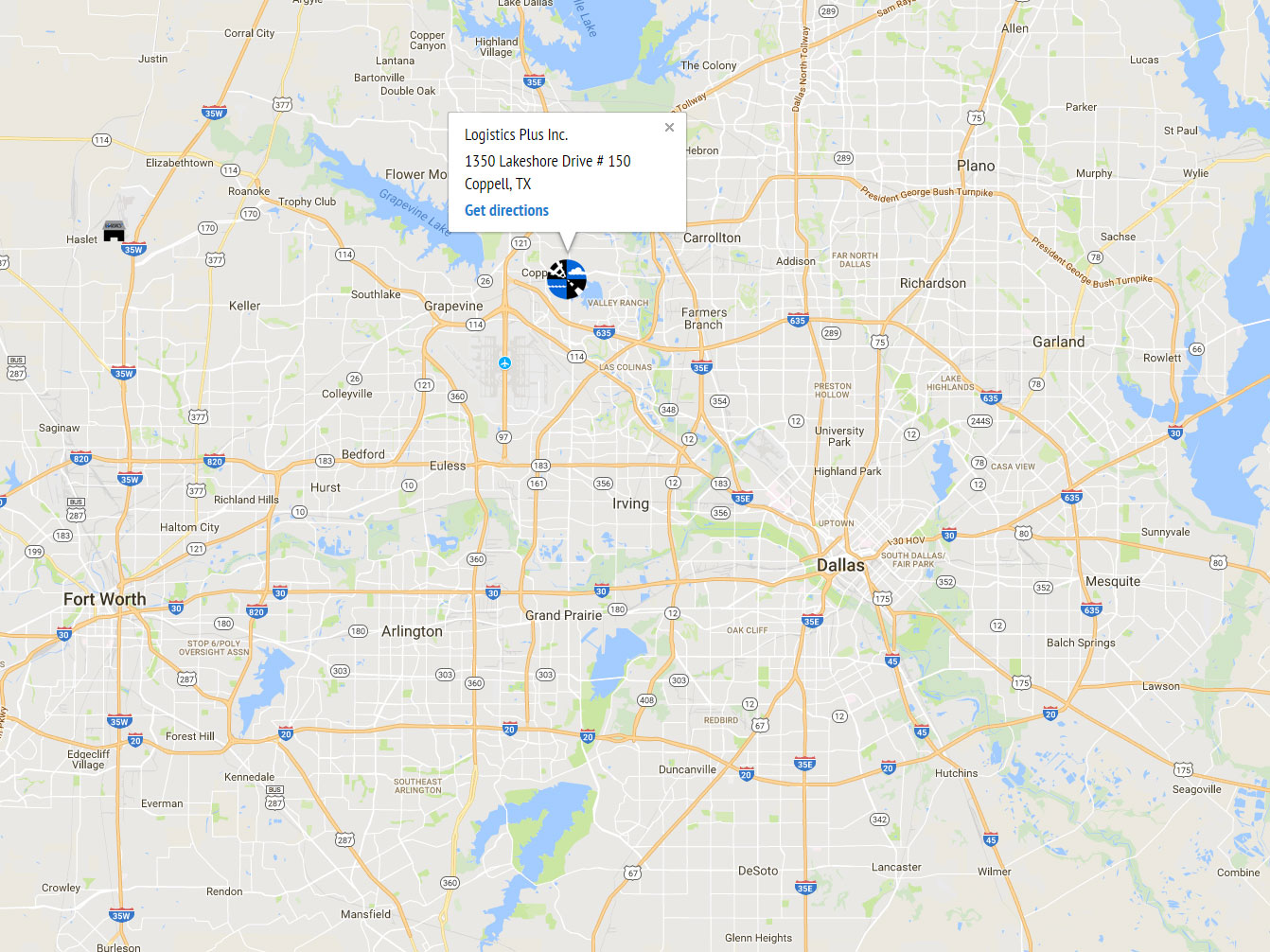 The logistics plus dallas tx office is moving to a new location publicscrutiny Choice Image