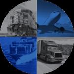 Logistics-Circle-Blue-Gray