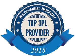 MCM Top 3PL Provider 2018 logo
