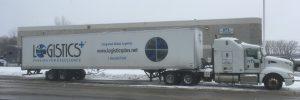 Logistics Plus Truck