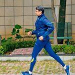 Sundreysh Sarup Running via Ramesh Pathania at Mint
