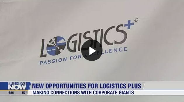 New Opportunities for Logistics Plus - News Segment by Erie News Now