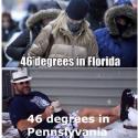 46 Degrees in FL