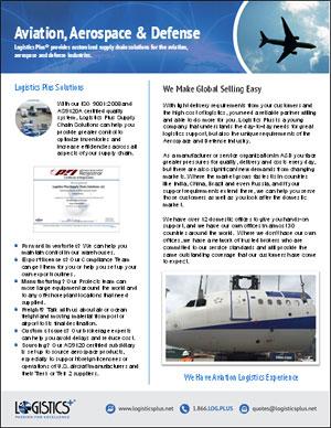 LP Aviation Aerospace Defense Flyer Thumbnail