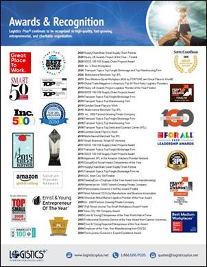 LP Awards Recognition Flyer Thumbnail