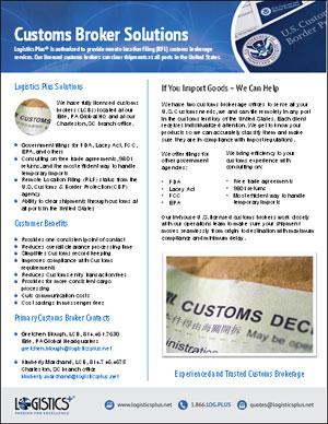 LP Customs Broker Solutions Thumbnail