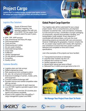 LP Project Cargo Flyer Thumbnail