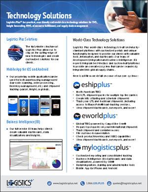 LP Technology Solutions Flyer Thumbnail
