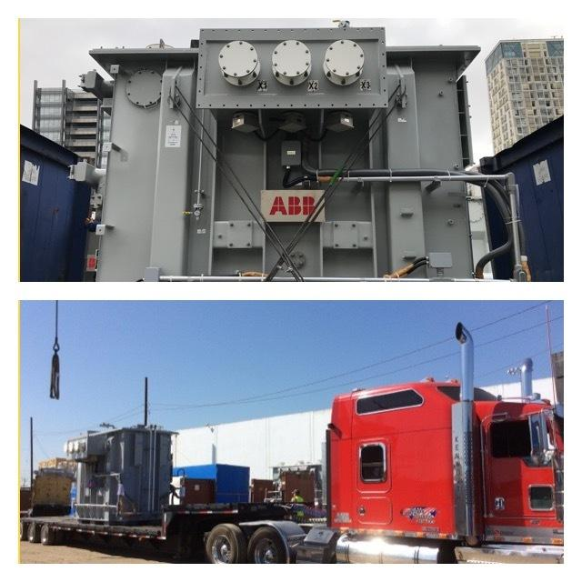 4x42 MVA Transformers from Istanbul California