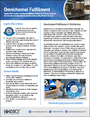 LP Omnichannel Fulfillment Flyer Thumbnail