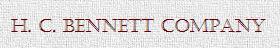 HC Bennett Logo