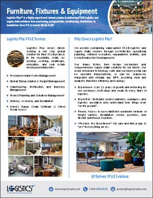 LP Furniture Fixtures and Equipment Flyer