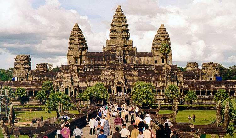 Temple Angkor Wat 02
