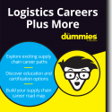 Logistics Careers Plus More for Dummies Cover