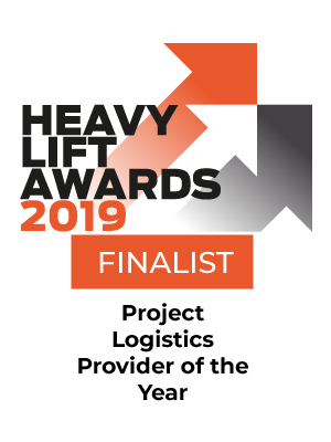 HLPFI Project Logistics Provider of the Year Finalist 2019 vertical