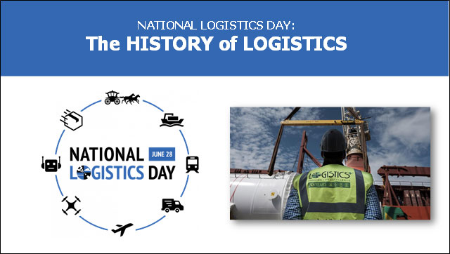 National Logistics Day - History PPT Thumbnail