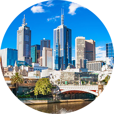 Melbourne logistics