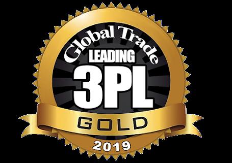 2019 Top 3PL Medallion