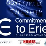 Commitment to Erie Banner