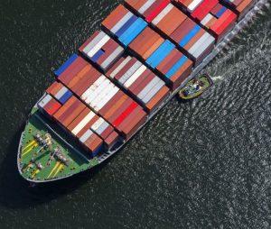 port-to-port international shipping