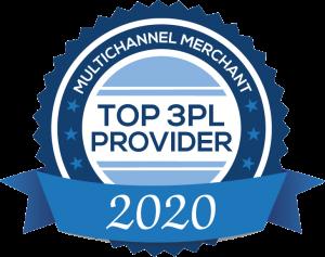 MCM Top 3PL 2020 logo
